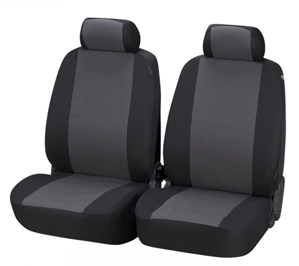 Kia Sportage, Housse siège auto, sièges avant, gris