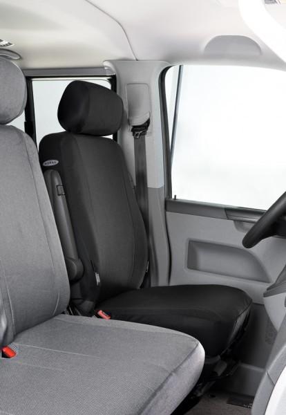 volkswagen t4 depuis 10 1990 jusque 04 2003 housses de si ge pour utilitaires qualit test e. Black Bedroom Furniture Sets. Home Design Ideas